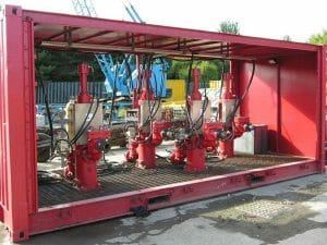 Grout Injection Pumps