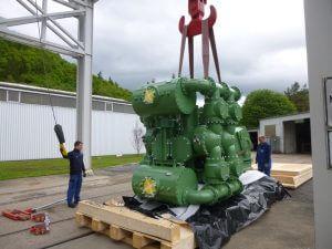 Large Piston Diaphragm Pump