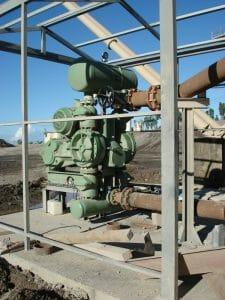SP537 Feed Pump