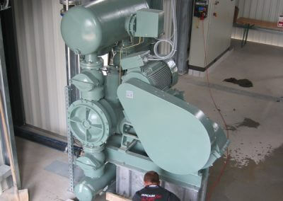 SP537N Piston Diaphragm Pump