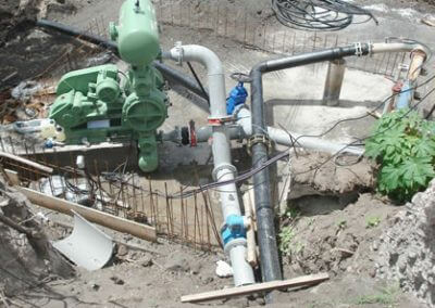 Sludge Transfer Diaphragm Pump