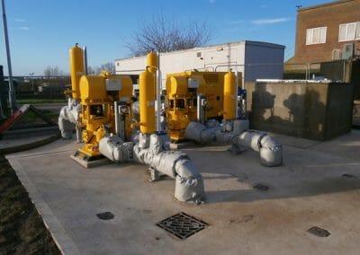 Twin Pot Primary Sludge Pump