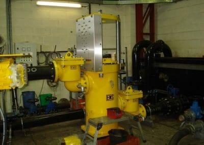 VRH400 Sludge Pump Factory Testing